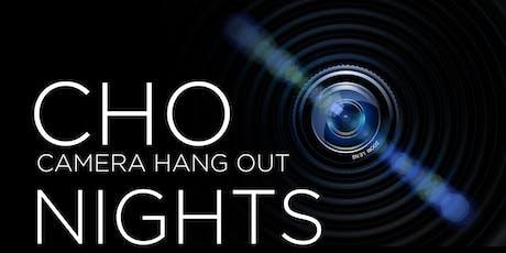 Camera Hang Out (CHO)- Winnipeg tickets