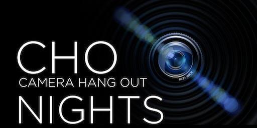 Camera Hang Out (CHO)- Winnipeg
