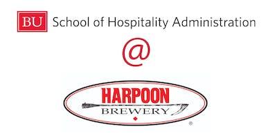 BU SHA Reunion at Harpoon!