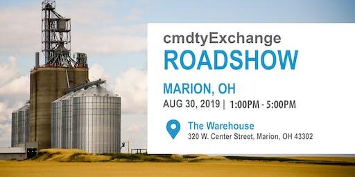 cmdtyExchange Roadshow | Marion, OH