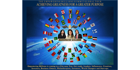 The Empowering Millions Summit -  Algarve, Portugal. tickets