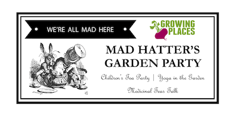 Mad Hatter's Garden Party tickets