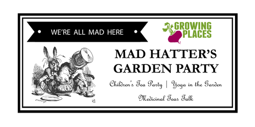 Mad Hatter's Garden Party