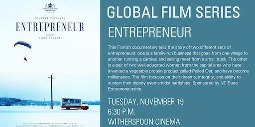 Global Film Series: Entrepreneur