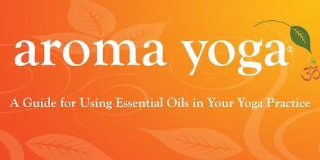 Aroma Yoga Workshop tickets