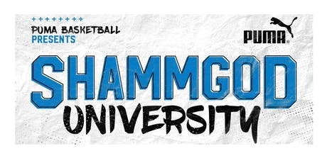 Shammgod University tickets