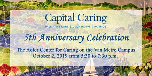Fifth Anniversary Celebration of the Adler Center on the Van Metre Campus
