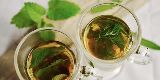 Fall Harvest: Wellness Teas & Tinctures