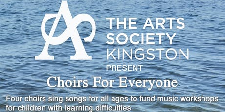 Choirs for Everyone tickets