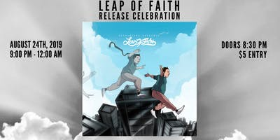 Leap Of Faith Release Celebration
