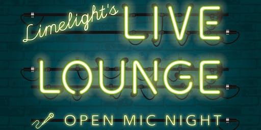 Limelight's Live Lounge