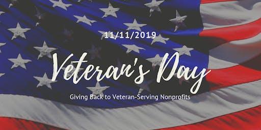 Veteran's Day Generosity - Waverly