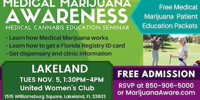 Lakeland- Medical Marijuana Awareness Seminar