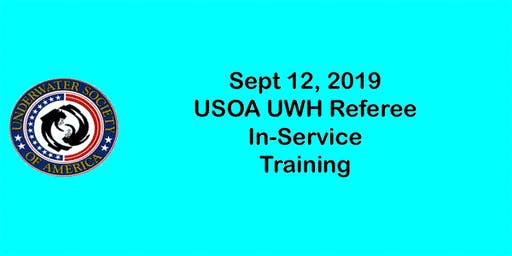 USOA UWH Referee Training Update Webinar