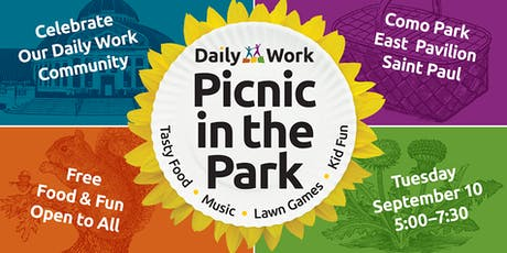 Daily Work Picnic in the Park tickets