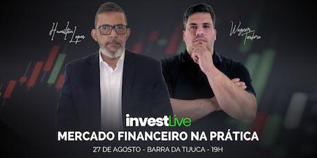 INVEST LIVE - Time Leony de Oliveira ingressos