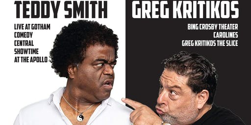 Unity Comedy Show w/ Teddy Smith & Greg Kritikos