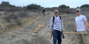 Trail Stewardship Day - Aliso and Wood Canyons...