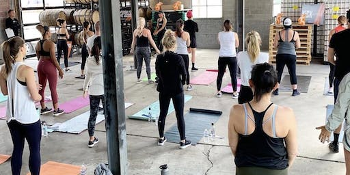 Shred415 x Lululemon Birmingham FREE Pop-Up Workout