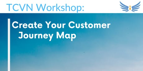 TCVN Marketing Event #2: Create Your Customer Journey Map tickets