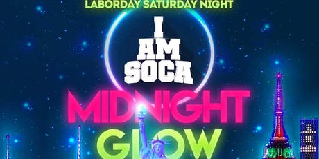 I AM SOCA Midnight Glow - NYC tickets