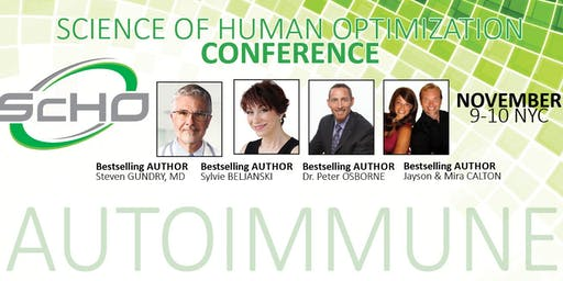 Science of Human Optimization Conference NYC