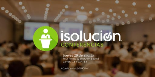 Conferencias ISOLUCIÓN - Bogotá