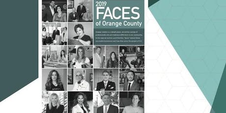 2019 FACES of Orange County Party tickets