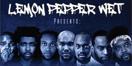 Lemon Pepper Wet and LatinX Comedy Improv Pachanga tickets