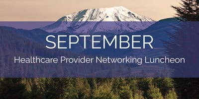 Healthcare Provider Networking Luncheon