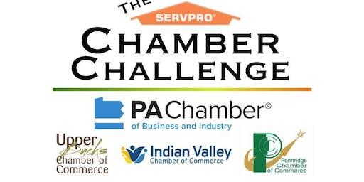 Servpro Chamber Challenge
