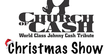 Church of Cash Christmas Show tickets