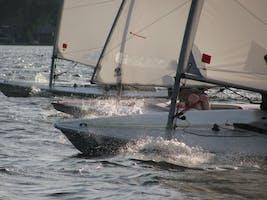 Laser/Sunfish Racing Clinic at Lansing Sailing Club