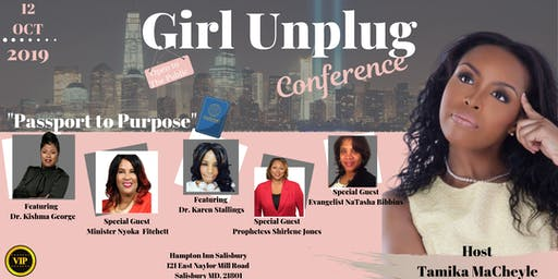 Girl Unplug