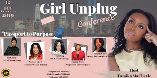 Girl Unplug