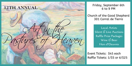 Art in the Pastures of Heaven tickets