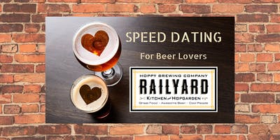 Speed Dating for Beer Lovers (age group 34-48)