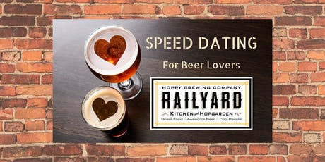 Speed Dating for Beer Lovers (age group 34-48) tickets