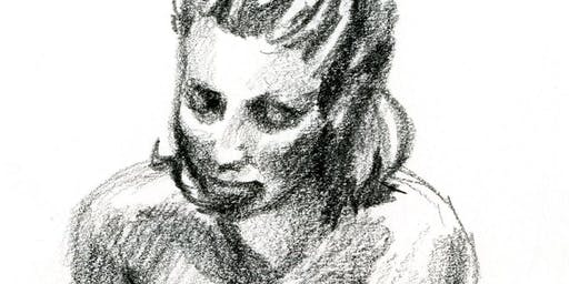 Untutored Life Drawing - September