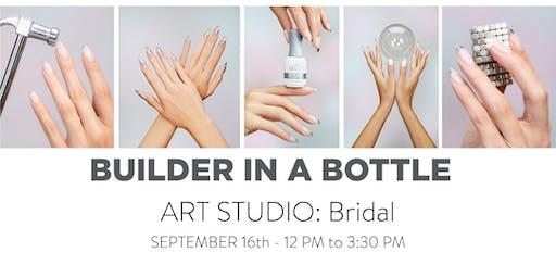 Builder In A Bottle Art Studio: Bridal