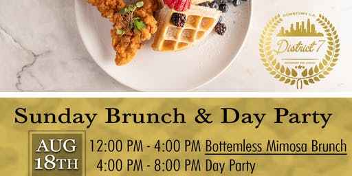 District 7 Sunday Brunch