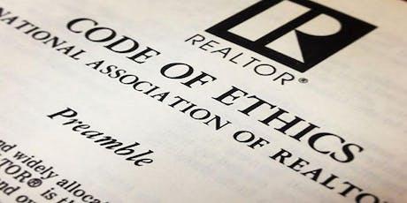Ethics (QC)(4 CEUs #256-101-ME) tickets