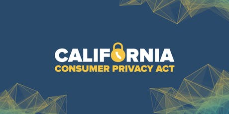 Q3'19 - The California Consumer Privacy Act (CCPA) tickets