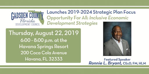 GCDC Opportunity for All Strategic Planning Launch