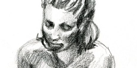 Untutored Life Drawing - October tickets