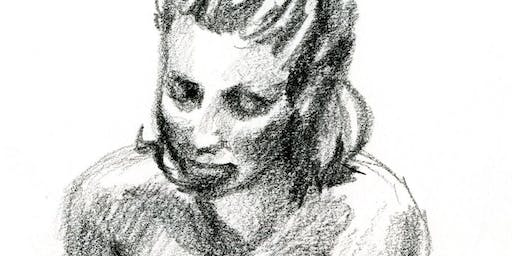 Untutored Life Drawing - October