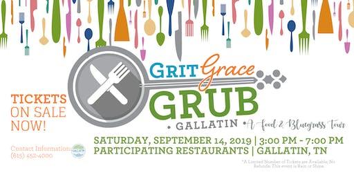 Grit Grace Grub 'A Food and Bluegrass Tour'
