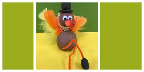 Gobble Bobble Workshop (4-9 Years) tickets