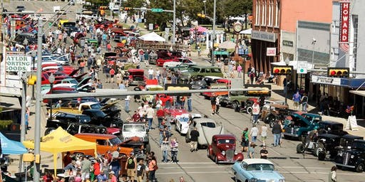 7th Annual Taylor Main Street Car Show