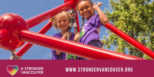 Stronger Vancouver Community Open House